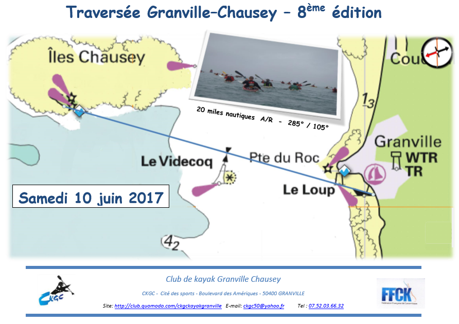 Granville Chausey 2017